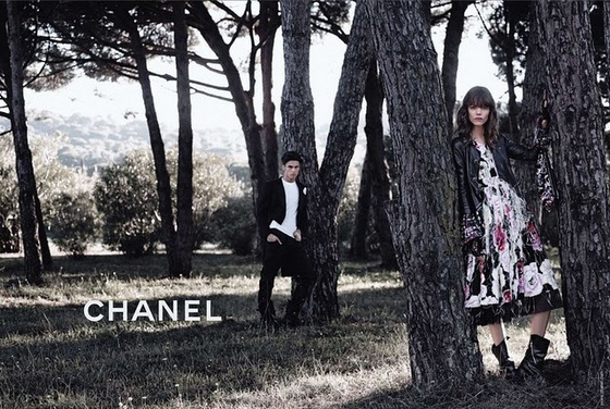 The Strange: chanel9