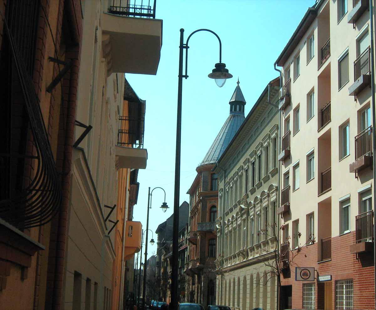 Bokréta utca