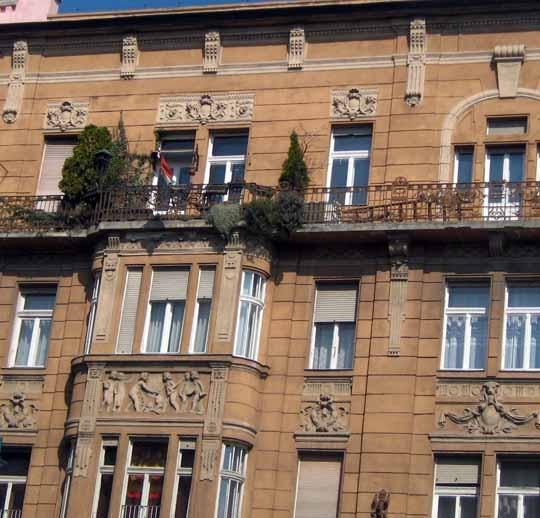erkély-ablakdísz