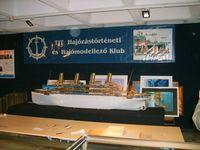 TIT HMHE: 04. A Közlekedési Múzeumban A magyar hajógyártás 175 éve