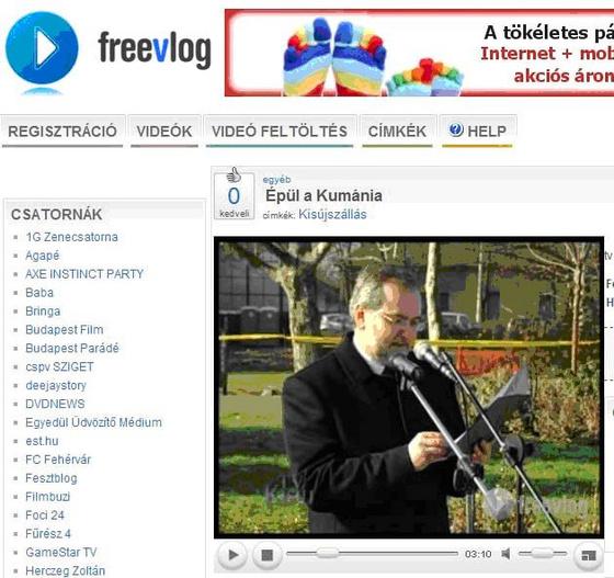 kumania: freevlog