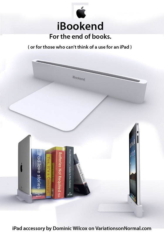 iBookend