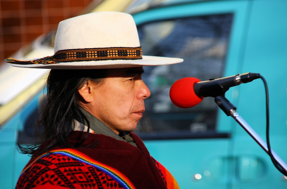 Ecuadori  indian