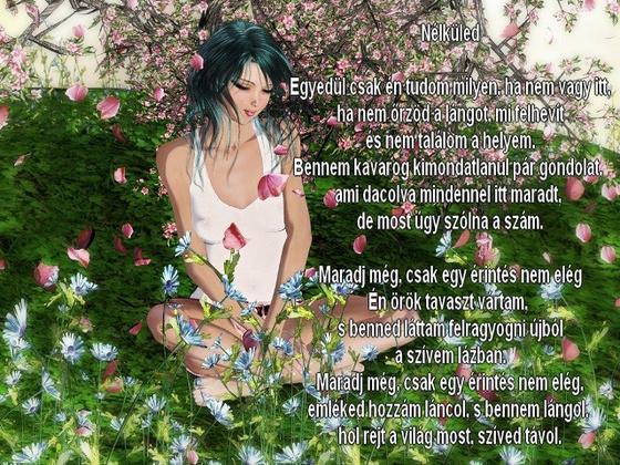 Bagheera: Nélküled