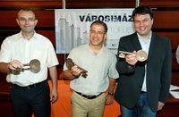 Városimázs-nyertesek fotó: Image Factory