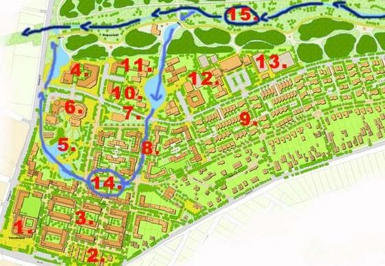17 kerület térkép Ökonegyed épül a XVII. kerületben. Skanzennel, tavakkal, görög  17 kerület térkép