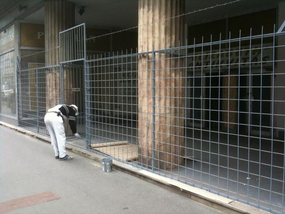 Kerítés 1