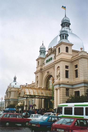 vrobee: Lviv, Vokzal