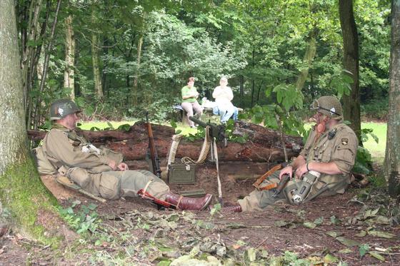 Monty: detling2006-WWII by monty 05