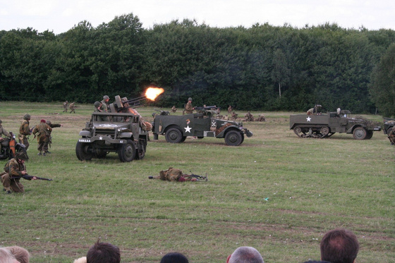 Monty: detling2006-WWII by monty 14