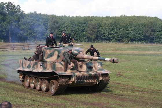 Monty: detling2006-WWII by monty 16