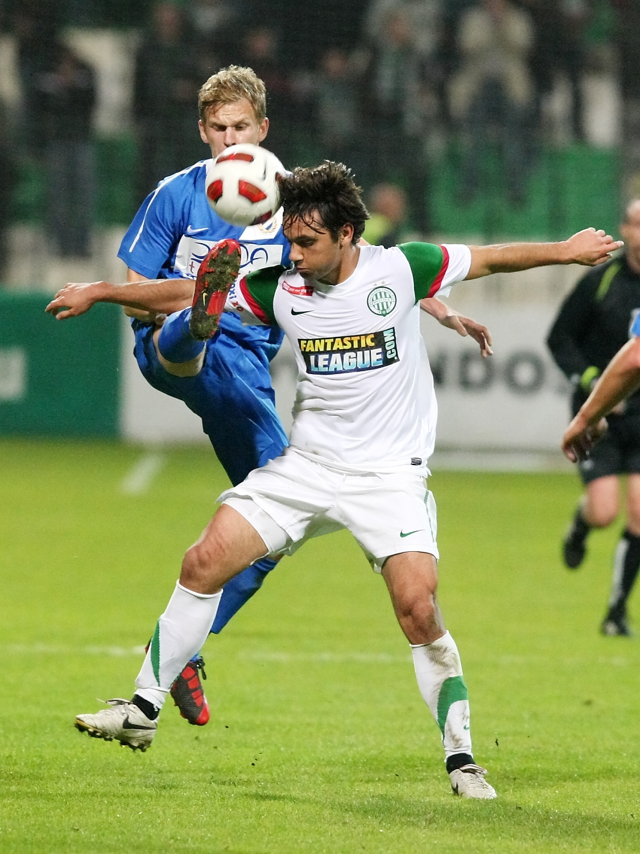 NBI 9. forduló Ferencvárosi TC-MTK Budapest