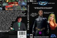 freddyD: pako the dark knight madcows