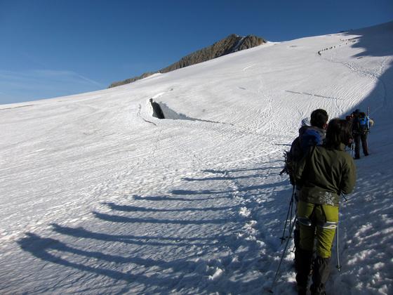 granturizmó!: a gleccser, rajta mi