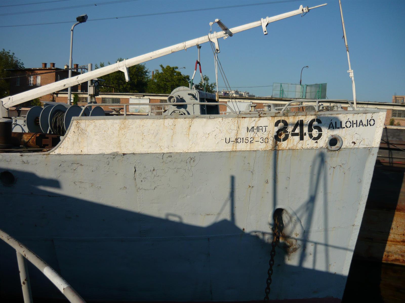 26. ms Buda áruszállító hajó