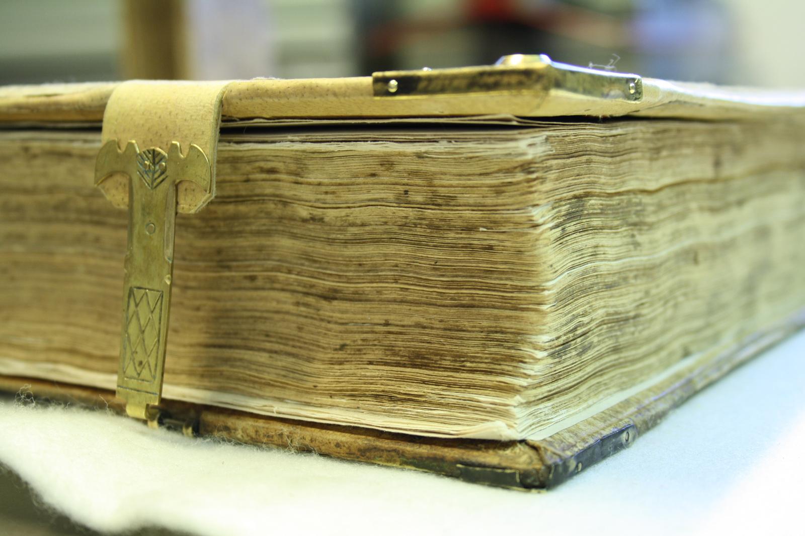 Csatoskönyv