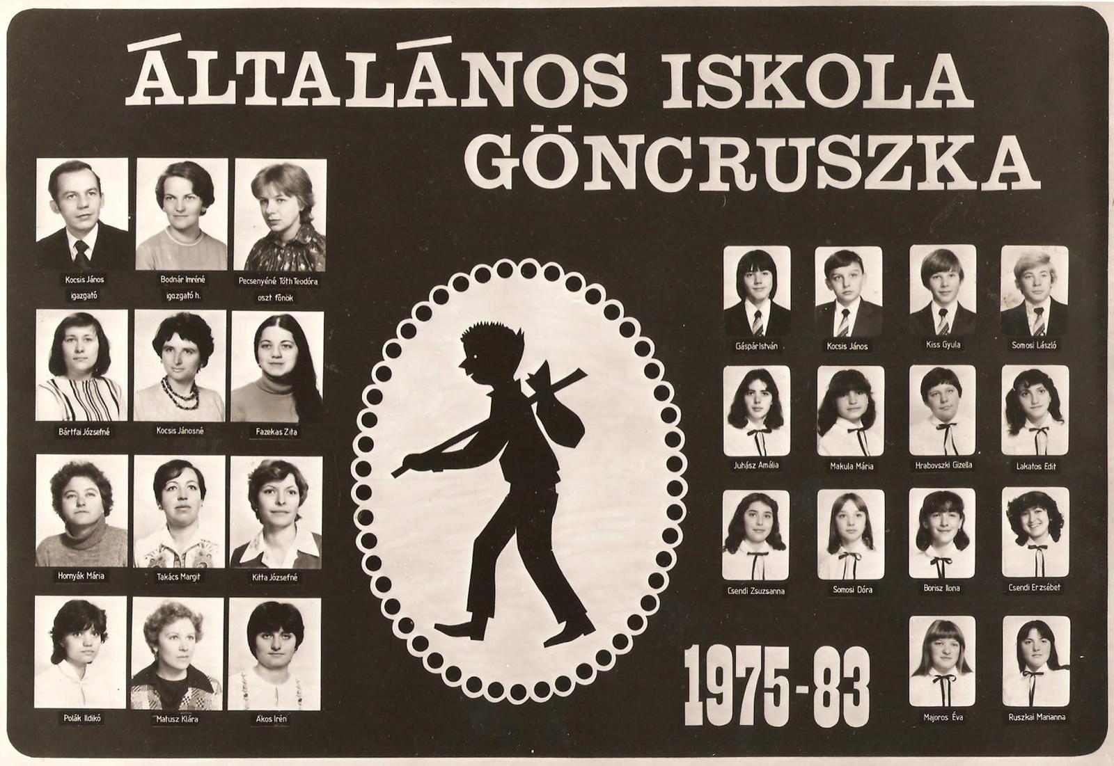 Ált. Iskola 1983.