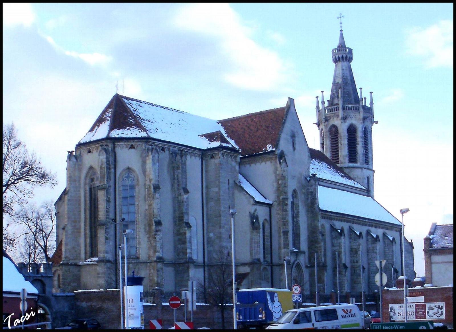 Szent Mihály templom - Sopron
