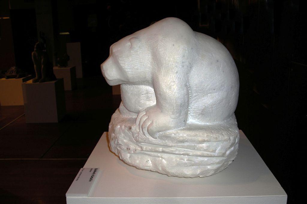 Székely Katalin-medve