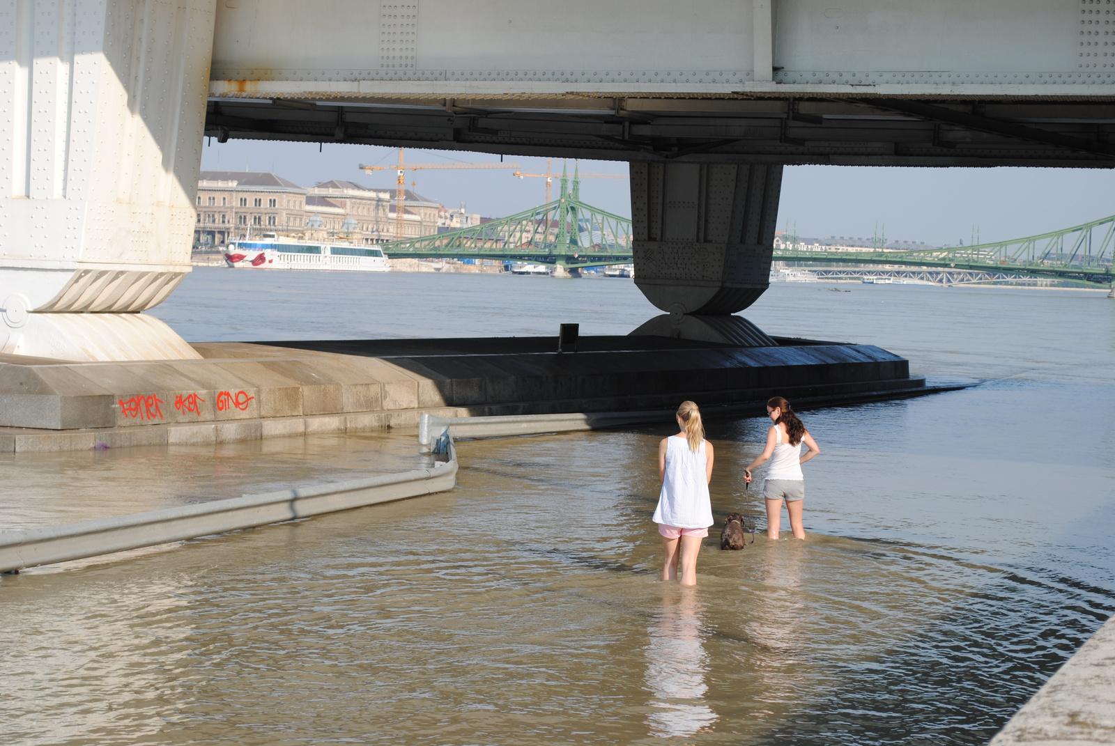 híd - lábak